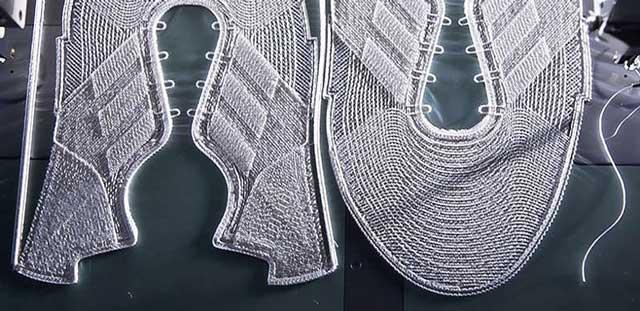 Shoe Design stampato in 3D