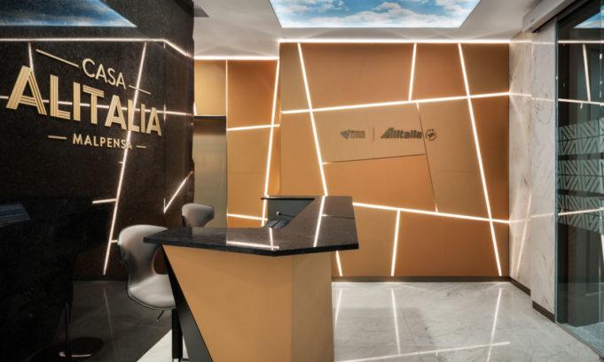 Casa Alitalia - Studio Marco Piva