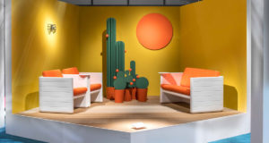 Solid Geometry Pedrali - Salone del Mobile 2017