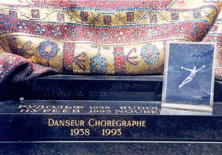 Tomba di Nureyev
