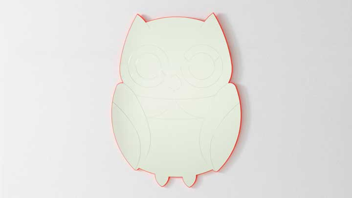 Lampada Owl