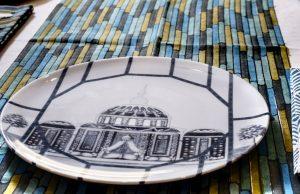 Topkapi, la collezione di piatti firmati da Vito Nesta per Les Ottomans