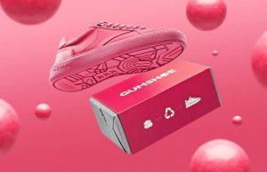 gumshoe scarpe fatte con gomme da masticare designlifestyle