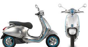 Vespa Elettrica Design Lifestyle