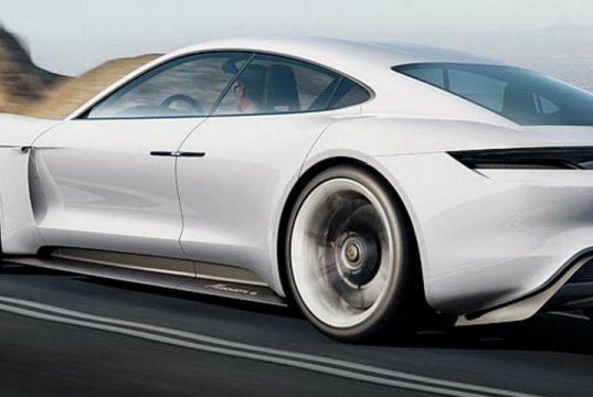 taycan auto elettrica porsche design lifestyle 0