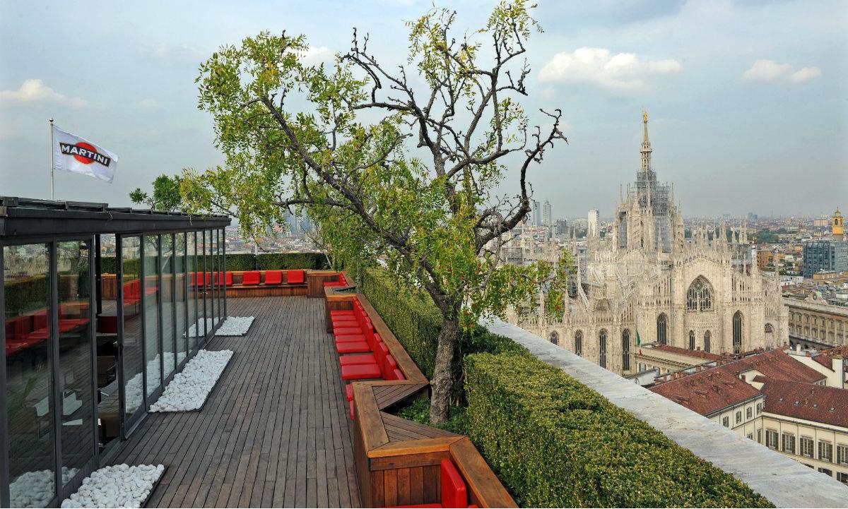 Terrazza Martini cambia volto a Milano - Design Lifestyle
