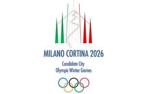 logo design olimpiadi invernali 2026 design lifestyle