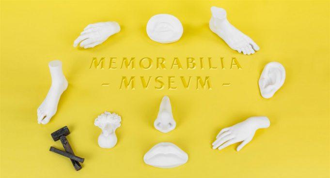 Memorabilia Mvsevm design lifestyle