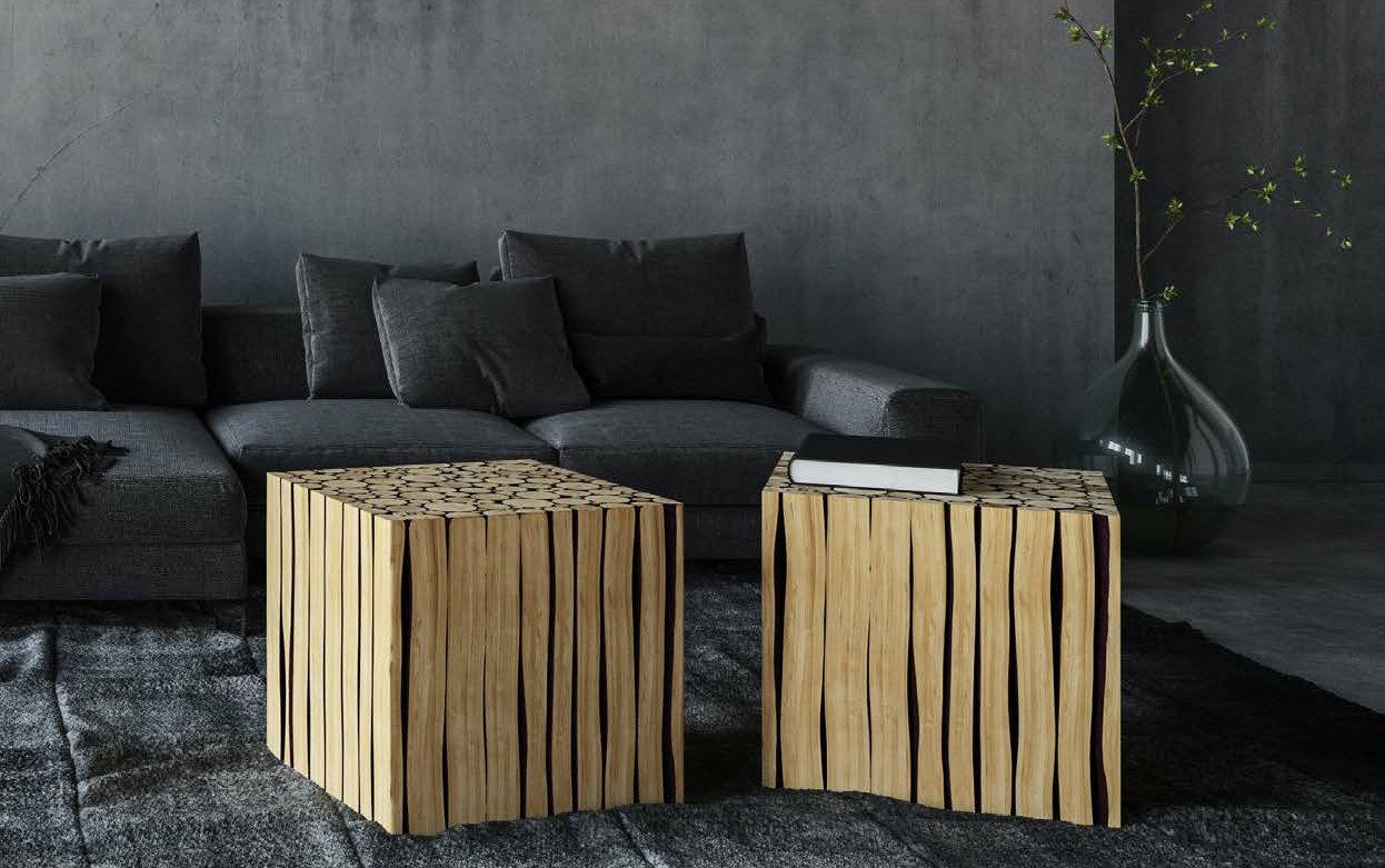 Tendenze Interior Design 2019 tendenze design 2019: ritorno al legno e al monocolore