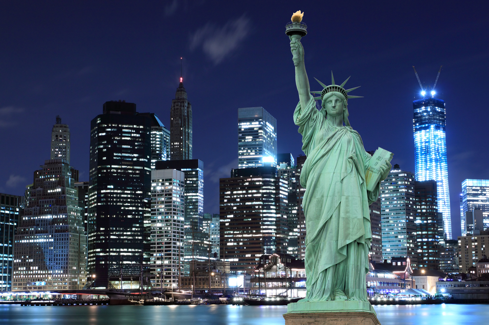 grattacieli vetro new york design lifestyle