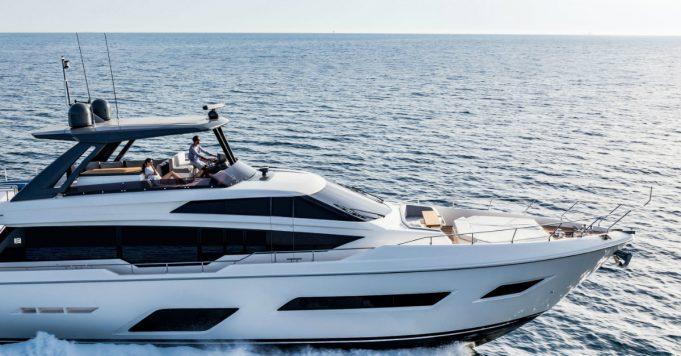 ferretti yachts 780 design lifestyle