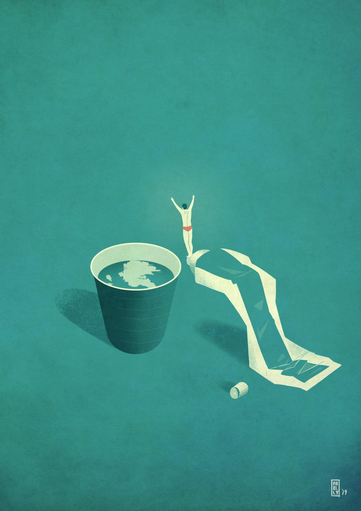 frelly illustrazioni design lifestyle