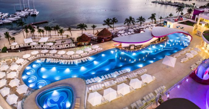 Temptation Cancun Resort: Talenti sul Mare dei Caraibi - Design Lifestyle