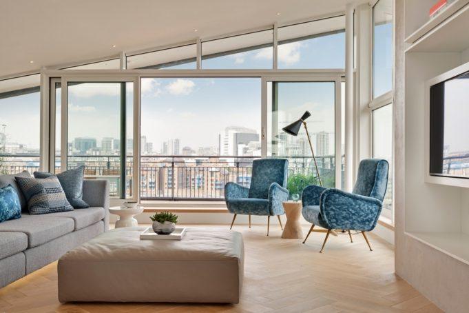 Berdmonsey Wall Penthouse_designlifestyle