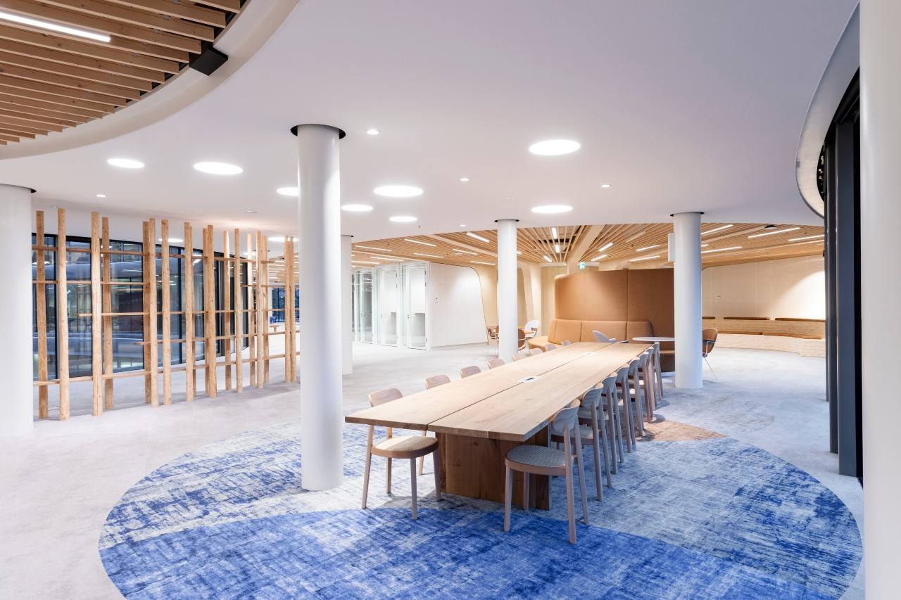 Thonet arreda il nuovo ufficio della Triodos Bank - Design ...