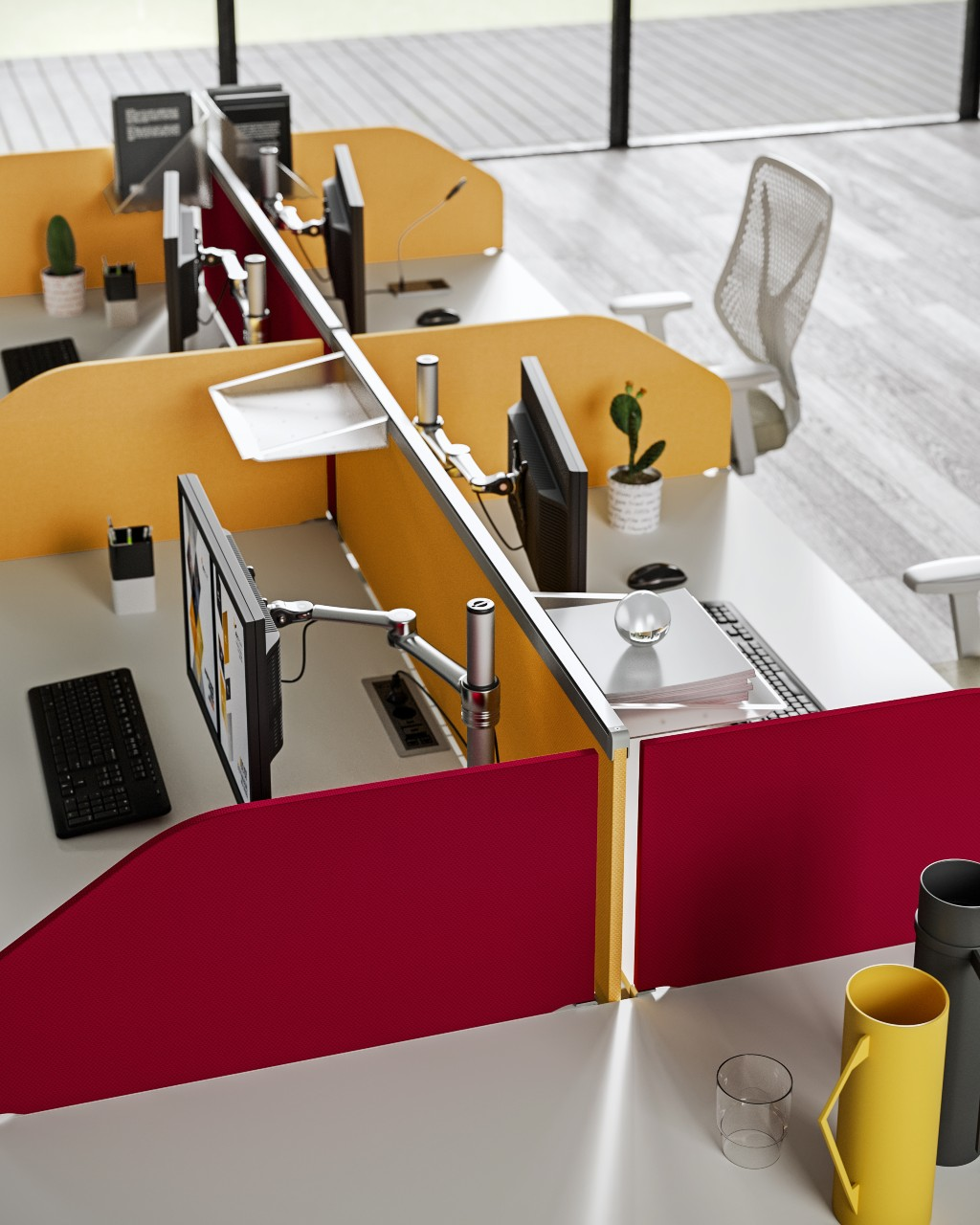 Newform Ufficio_Vista Essence-designlifestyle-6
