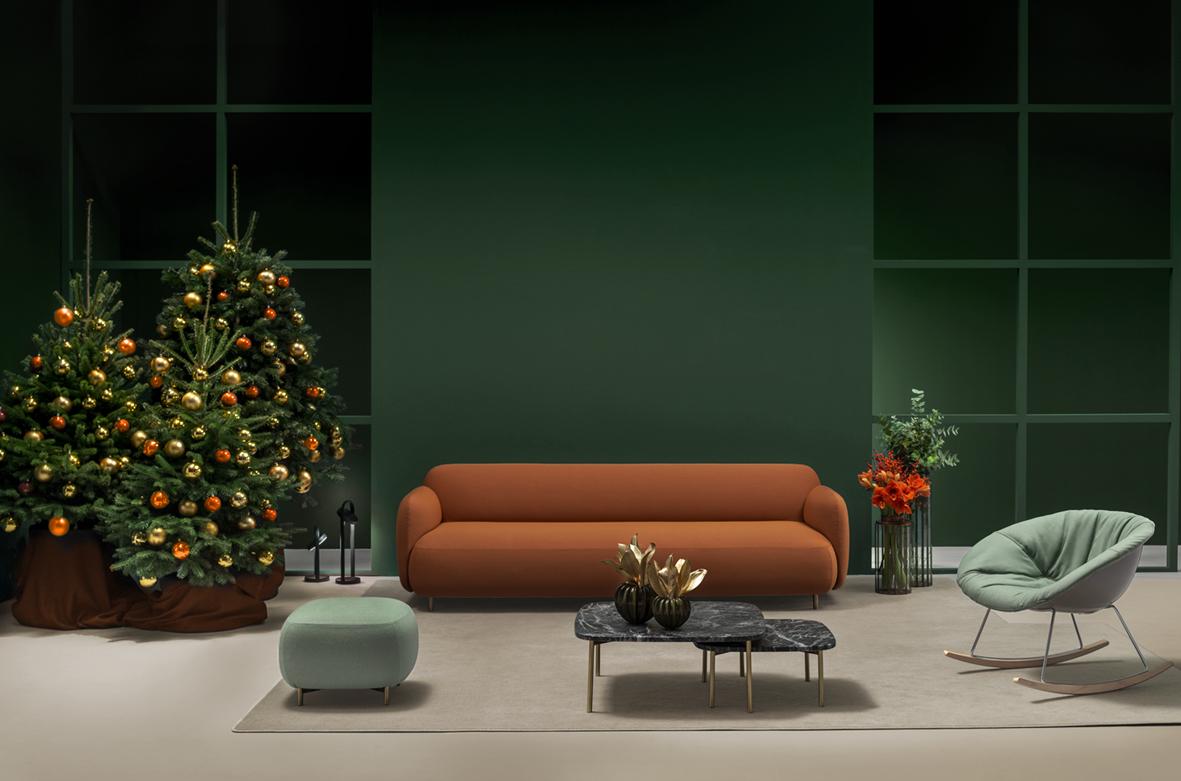 pedrali arredi natalizi design lifestyle