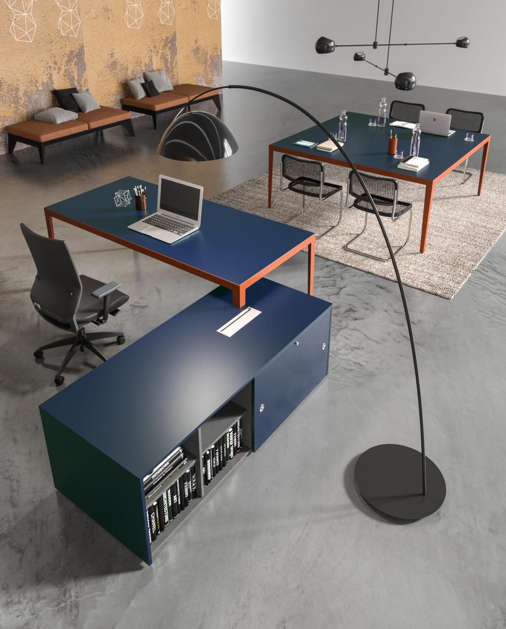 Newform Ufficio_Kobe-designlifestyle-3
