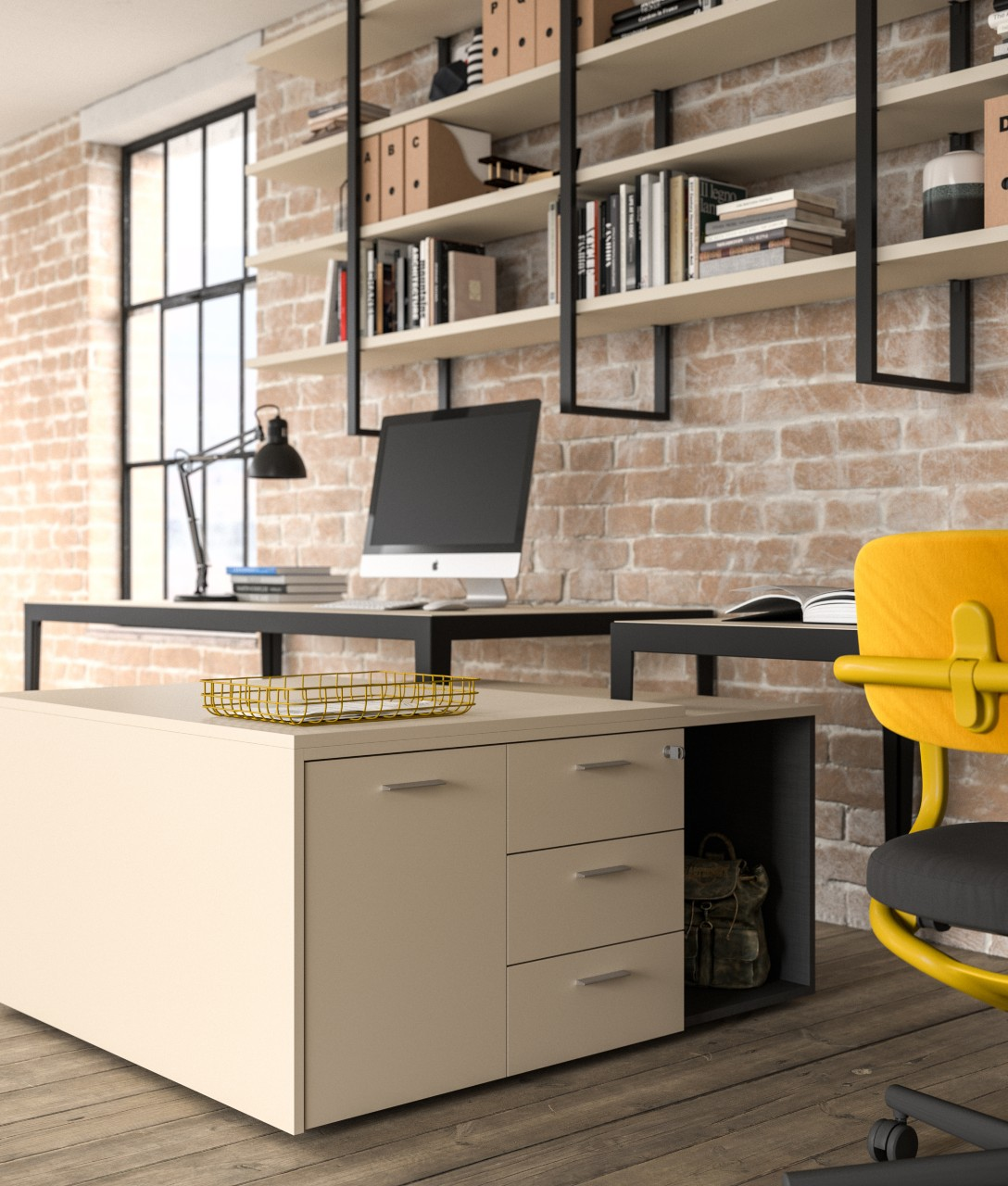 Newform Ufficio_Kobe-designlifestyle-4