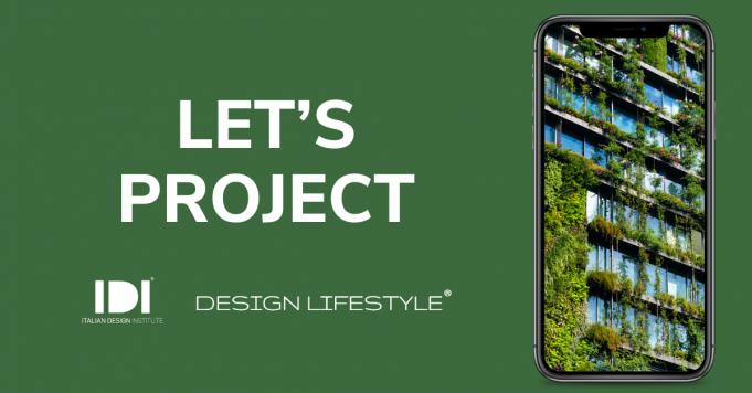 let's project design lifestyle