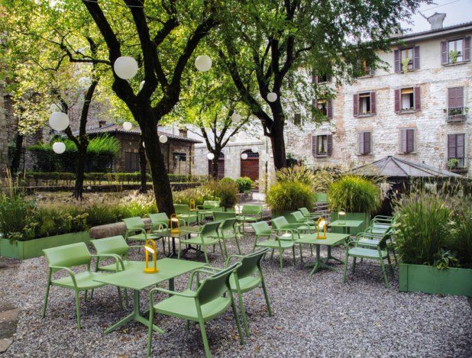 Dieci anni di Ara: Pedrali festeggia la seduta iconica - Design Lifestyle
