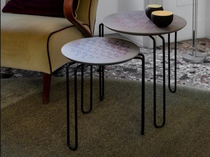 Caleido: il trionfo azzurro di Mentemano - Design Lifestyle